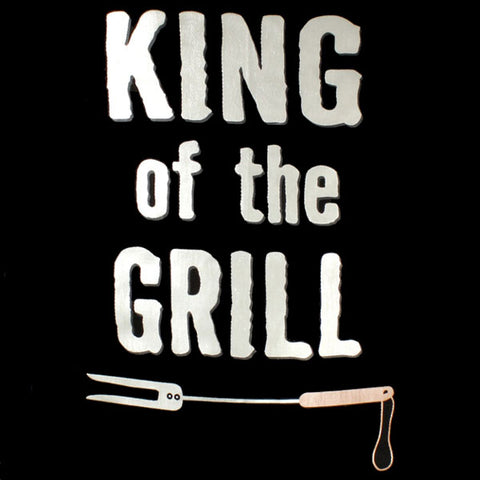 BBQ Apron - King of the Grill