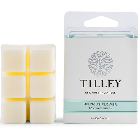 Tilley - Soy Fragrance Melts - Hibiscus Flower