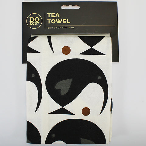 Tea Towel - Kiwi Love