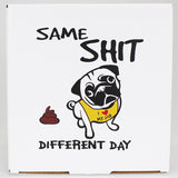 """Same Shit Different Day"" Mug - 900ml"