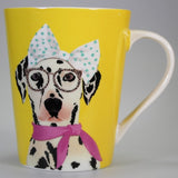 Christopher Vine Presents - The Mob - Lady the Dalmatian - Boxed Mug