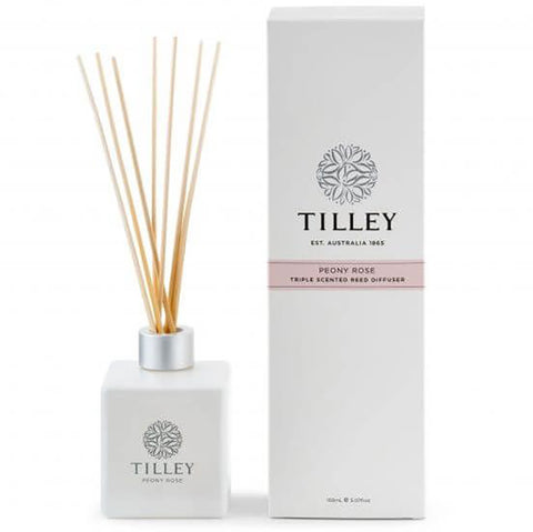 Tilley Reed Diffuser - Peony Rose - 150ml