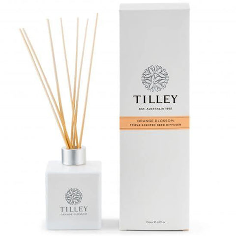 Tilley Reed Diffuser - Orange Blossom - 150ml