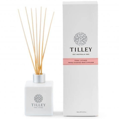 Tilley Reed Diffuser - Pink Lychee - 150ml