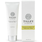 Tilley - Hand and Nail Cream - Magnolia and Green Tea - 125ml