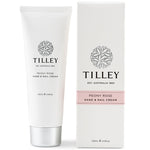 Tilley - Hand and Nail Cream - Peony Rose - 125ml