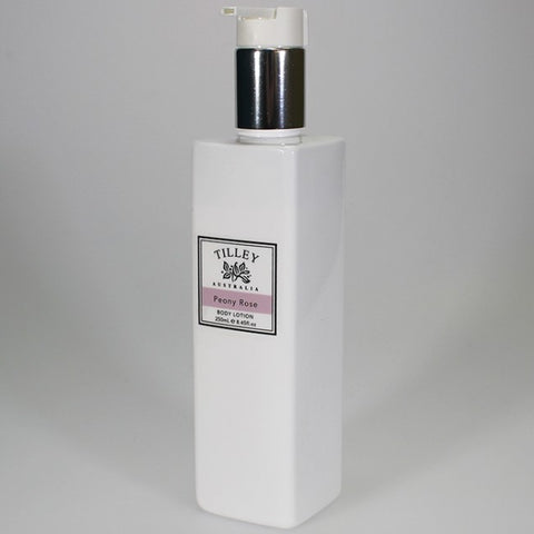 Tilley Body Lotion - Peony Rose - 250ml