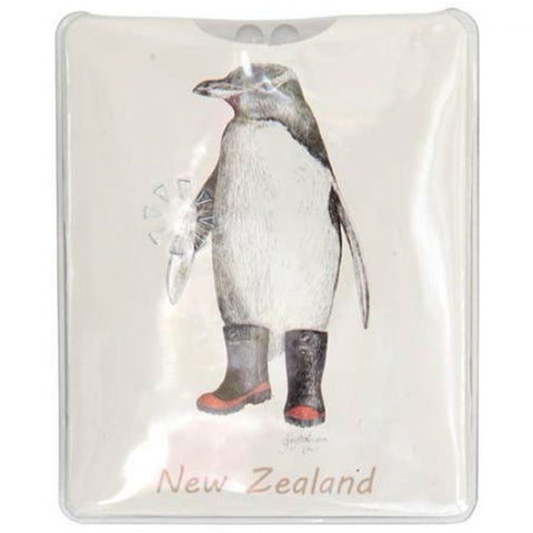 NZ Bird Handbag Torch - Penguin Pete