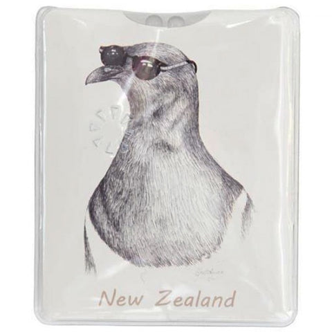 NZ Bird Handbag Torch - Kari Kereru