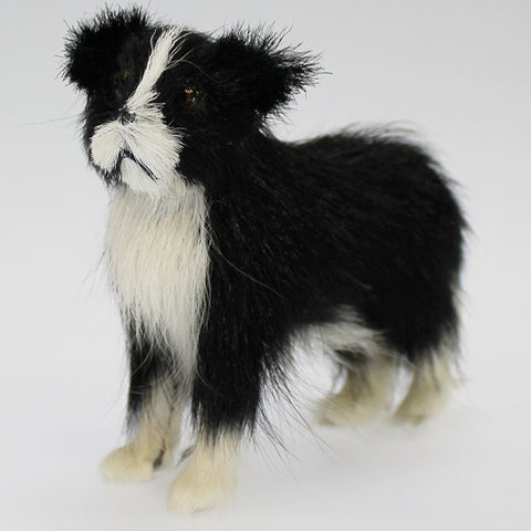 Fluffy Sheep Dog Ornament