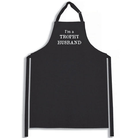 Men's Apron - I'm a Trophy Husband