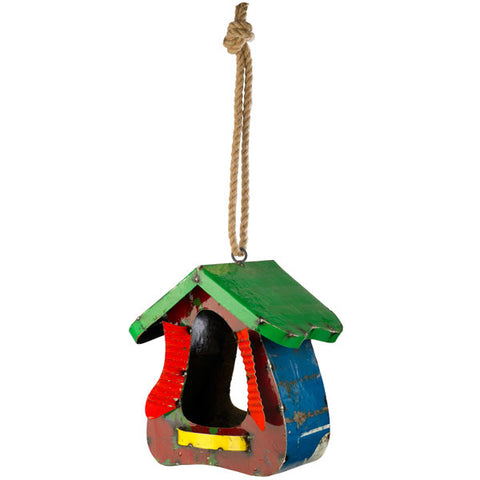 The Bird Palace - Bird House Feeder