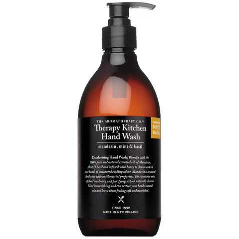 The Aromatherapy Company - Therapy Kitchen Hand Wash - Mandarin, Mint and Basil
