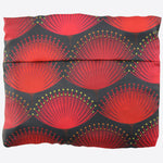 Reusable Folding Bag - Pohutukawa Blaze