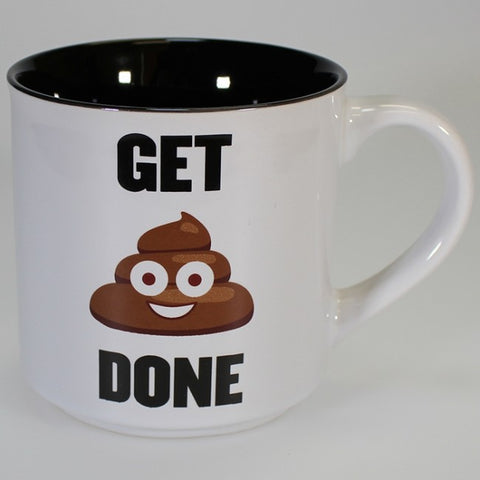 Boxed Mug - 'Get Shit Done'