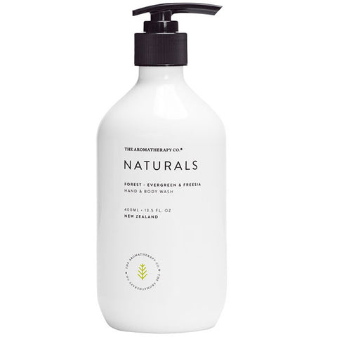 The Aromatherapy Company - Naturals - Forest Hand and Body Wash - Evergreen and Freesia