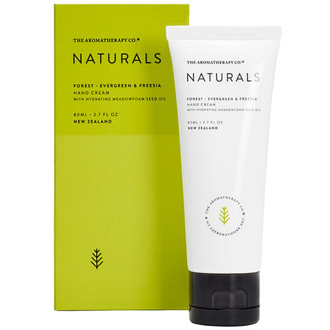 The Aromatherapy Company - Naturals - Forest Hand Cream - Evergreen and Freesia