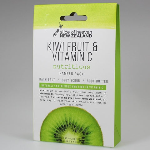 Kiwifruit and Vitamin C Pamper Pack