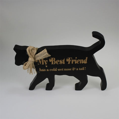 My Best Friend - Cat Decor