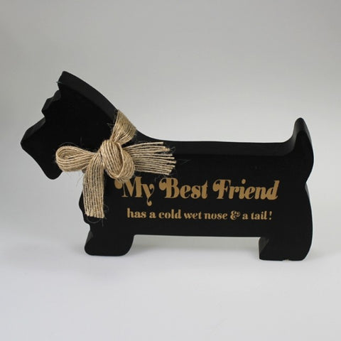 My Best Friend - Dog Decor