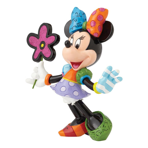 Britto - Disney - Minnie With Flower