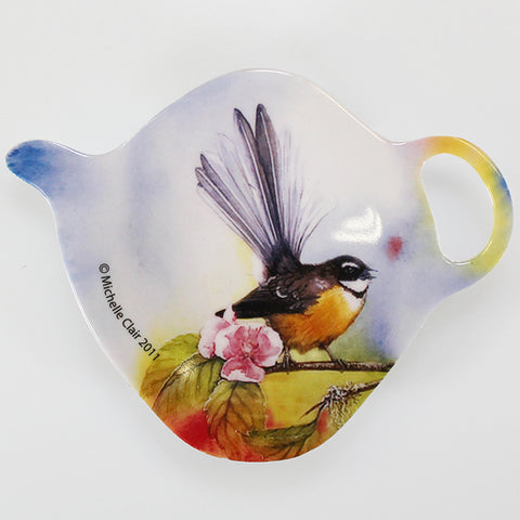Tea Bag Holder - Fantail
