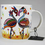 Maxwell & Williams - Smile Style Mug - Flamboyant Flamingos