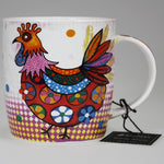 Maxwell & Williams - Smile Style Mug - Peggie Hen