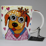 Maxwell & Williams - Smile Style Mug - Posey Dog