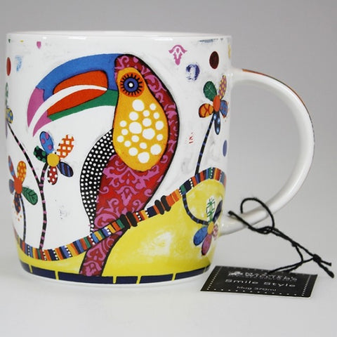 Maxwell & Williams - Smile Style Mug - Tango Toucan