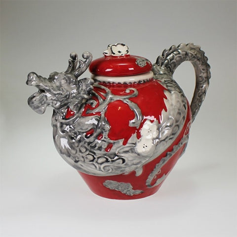 Chinese Dragon Teapot