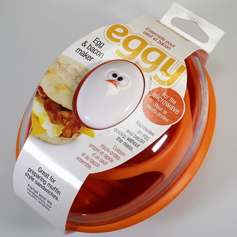 Eggy - Egg and Bacon Microwave Cooker
