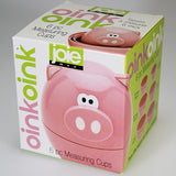 Piggy - Oink Oink 6 Piece Measuring Cups