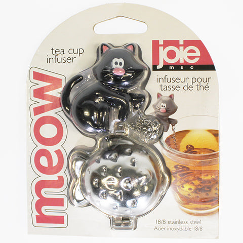 Meow - Cat & Fish Tea Infuser