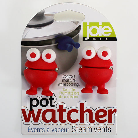 Pot Watchers - Steam Vents