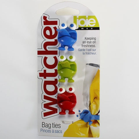 Watcher - Bag Ties