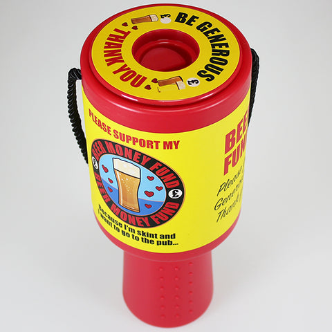 'Beer Fund' Charity Box
