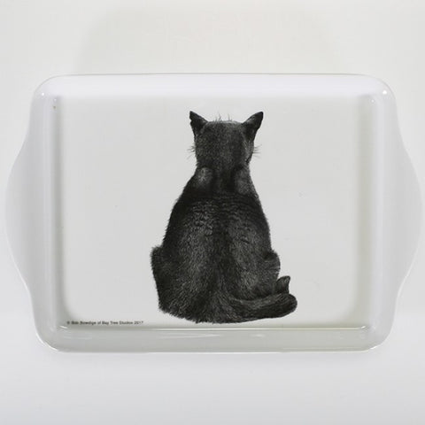 Casual Cats - Cat Watching - Scatter Tray