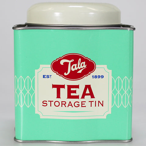 Tala - Tea Storage Tin - Green - Stainless Steel