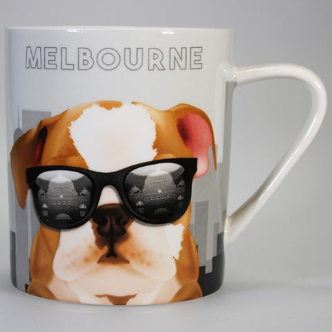 Christopher Vine Presents - The Mob International - MELBOURNE - Boxed Mug