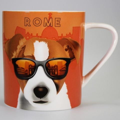 Christopher Vine Presents - The Mob International - ROME - Boxed Mug