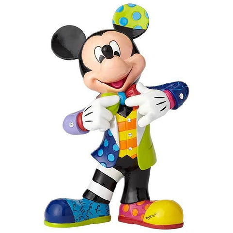 Britto - Disney - Mickey Mouse 90th Anniversary Figurine