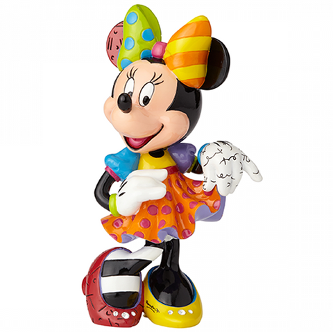 Britto - Disney - Minnie Mouse 90th Anniversary Figurine