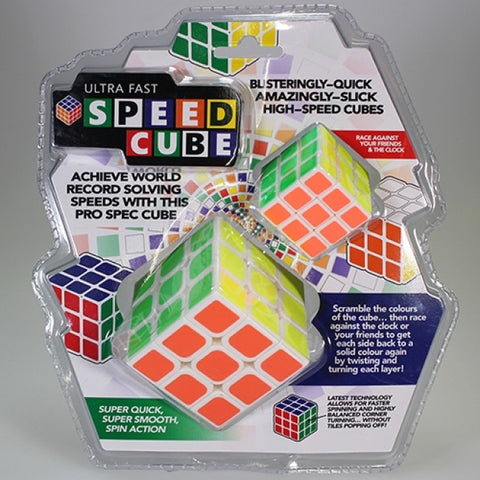 Ultra-Fast Speed Cube - Puzzle Cube