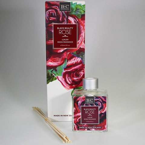 Banks & Co. - Luxury Room Fragrance Diffuser - Black Beauty Rose