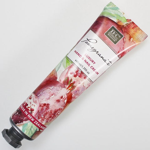 Banks & Co. Luxury Hand & Nail Cream - Pomegranate