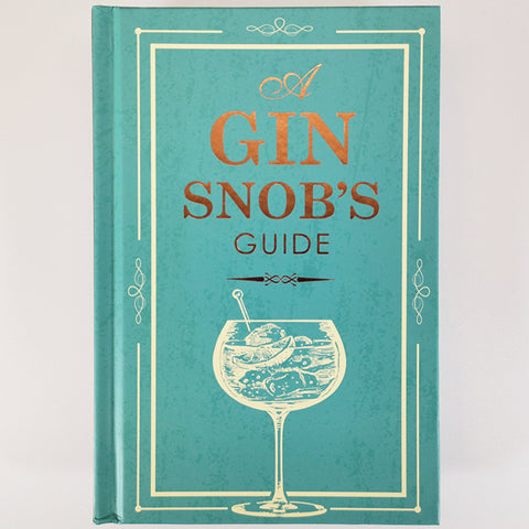 Gin Snobs Guide - Book