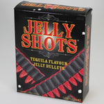 Jelly Shots - Tequila Flavoured Jelly Bullet Sweets