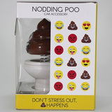 Nodding Poo - Car Accessory