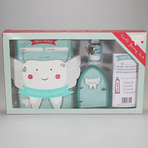 Tooth Fairy Kit - For When the Kids Loose Their Baby Teeth